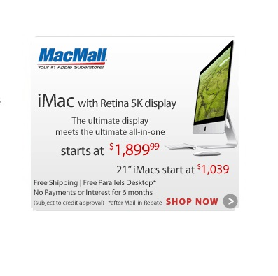 Mac Mall Cash Back